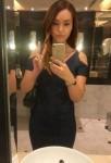 Adele Elite Escort Girl Dubai Marina UAE Oral Sex
