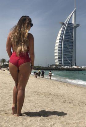 Veronica Escort Girl Emirates Hills AD-KGQ16976 Dubai