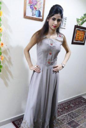 Kajal Escort Girl Business Bay AD-NXE25719 Dubai